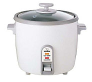 Zojirushi 6 Cup Rice Cooker/Steamer & Warmer - K173599