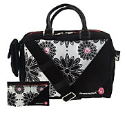 WhatchyaGot Bag Travel Carry-On Bag with Travel Case - L37917