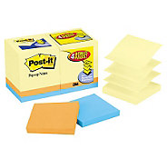3M Post-it Set of 18 Pop-Up Refills of 100-Sheet 3x3 Pads - M113022