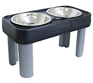 Big Dog Feeder 16 Black - M110558