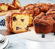 My Grandmas (1) 10 New England Blueberry Coffee Cake - M105268