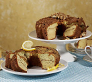 My Grandmas (2) 28 oz. Lemon Poppy & Cinnamon Walnut Coffee Cakes - M42068