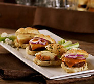 Chef In A Box (20) 2 oz. Jersey Sliders in Choice of Flavors - M41371