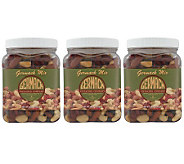 Germack (3) 16 oz. Jars of Germack Mix - M25288