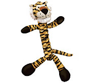 Braidz Tiger Large Dog Toy - M109392