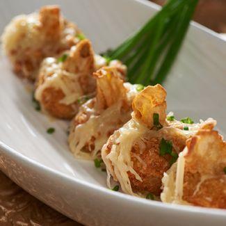 French Onion Soup Dumplings — David Venables Recipes — QVC Recipes ...