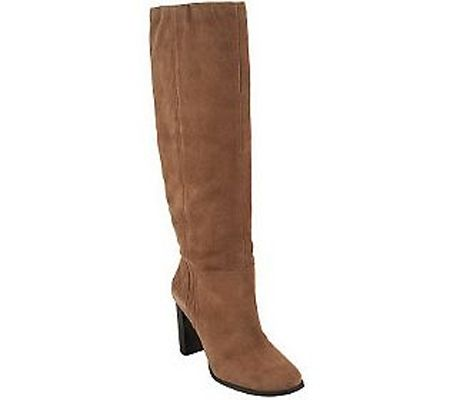 BCBGeneration Suede Tall High Heel Boots - S6538