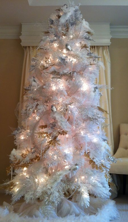 How many Christmas trees do you decorate?
