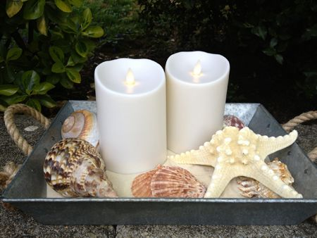 Candle decorating tips