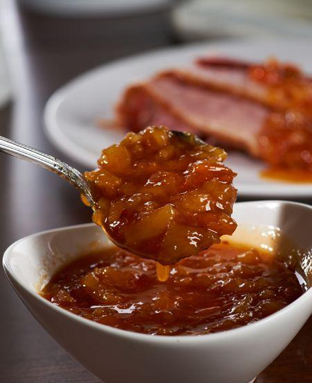 Orange and Pineapple Ham Glaze