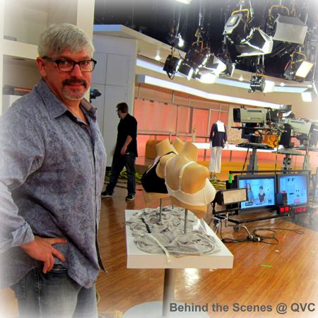 Behind the Scenes @ QVC