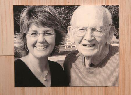 Jill & Grandpa
