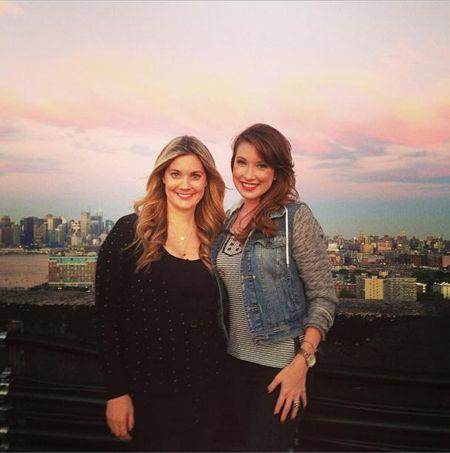 Sarah & Courtney