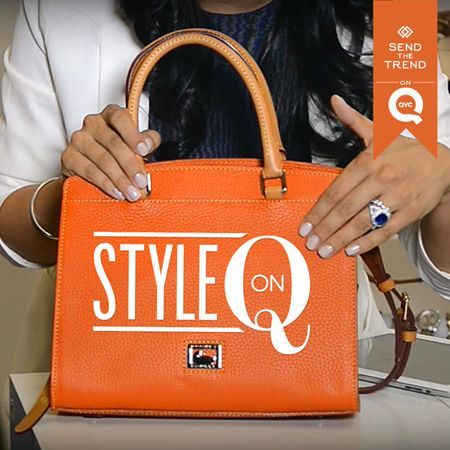 style on q hand bag