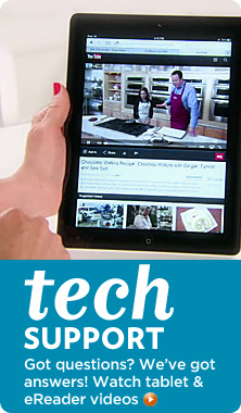 Tablet & eReader how-to videos