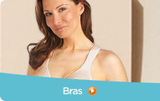 Breezies&reg; seamless-lace front-closure bra with UltimAir&reg; lining