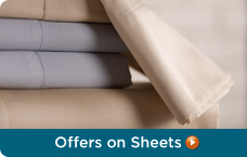 Special Offers on Sheets