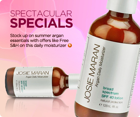 Josie Maran Argan Moisturizer