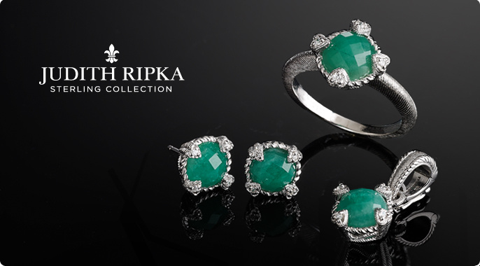 Judith Ripka Sterling Collection