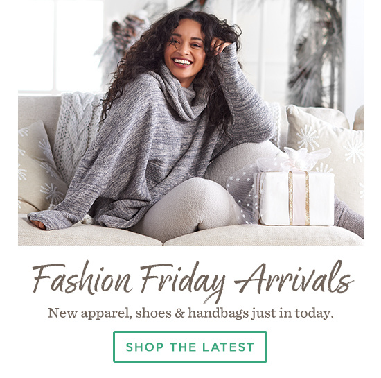 Fashion Friday Arrivals