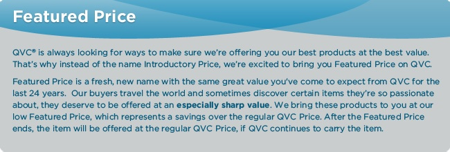 Featured Price