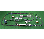 Power Train Deluxe City Train Set with Motorized Train - T31803