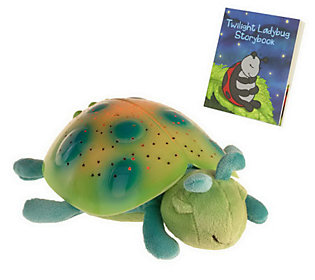Twilight Plush Constellation Nightlight w/StarGuidebook by Cloud B