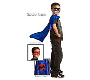 Spider Cape with  Hero Mask Dress Up By LittleAdventures - T124508