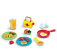 Pretend & Play Rise & Shine Breakfast St by Learning Resources - T123749