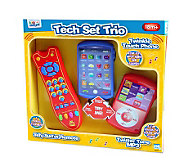 Trio Tech Set by Kidz Delight - T124156