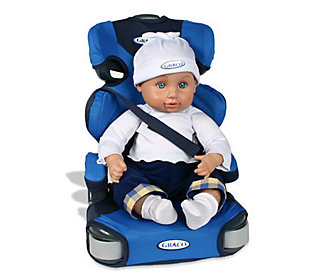 graco 2 in 1 turbo booster seat with doll on popscreen. Black Bedroom Furniture Sets. Home Design Ideas