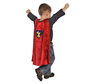 Super Hero Cape Dress Up By Little Adventures - T123198