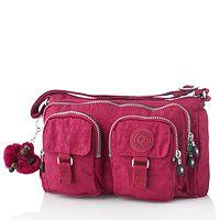 144737  Kipling Bora Shoulder Bag with Double Front Pockets