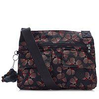153163  Kipling Hannelora Cross Body Bag with 2 Flap Pockets