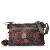 108268  Kipling Viniel Shoulder Bag with Crossbody Strap