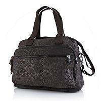 108475  Kipling Weekend Expandable Medium Travel Tote Bag