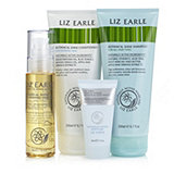 203537 - Liz Earle 4 Piece Botanical Shine Hair Collection
