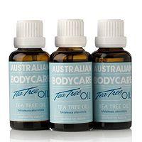 223057  Australian Bodycare Tea Tree Oil Trio