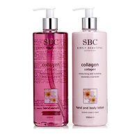 200774  SBC 2 Piece Collagen Hand Care Kit