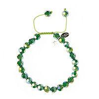 300386  Kirks Folly Fairy Facets Beaded Bracelet
