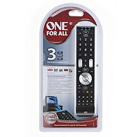 500533  One For All URC7130 Universal Remote Control