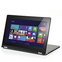 504136  Lenovo Yoga 11.6 Convertible Quad Core Laptop 64GB SSD2GB RAM Windows 8 RT