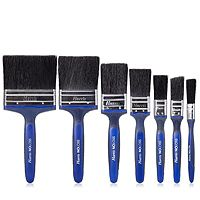 503287  Harris No Loss Set of 7 Paint Brushes