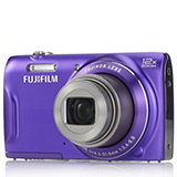 Fuji T550 16MP 12x Optical Zoom Compact Camera with HD Video & Accessories