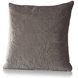 Kelly Hoppen Velvet Scroll & Leaf Cushion