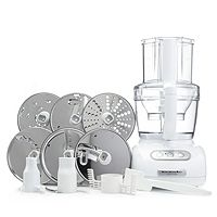 801857  KitchenAid 700W Artisan Food Processor with Accessories