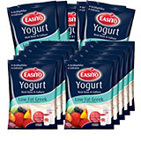 EasiYo Pack of 15 Low Fat Greek Yoghurt Sachets