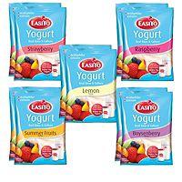 801969  EasiYo Pack of 10 Assorted Summer Yoghurt Sachets