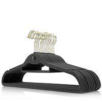 801175  Grip to Me 20pc Cascading Suit Hanger Set