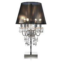 cashback 32524 kelly hoppen chandelier drop table lamp
